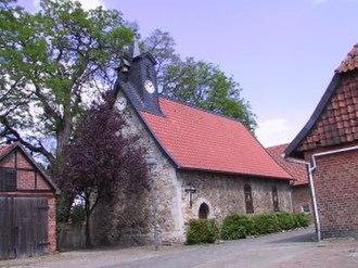 Wasbüttel - The Lutheran chapel