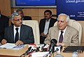 Kapil Sibal addressing at the inauguration of the 'National Cloud' under the 'MeghRaj' initiative of the Department of Electronics & IT, in New Delhi. The Secretary, Ministry of Communications and Information Technology.jpg