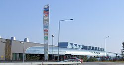 Kapteeni Shopping Center Oulunsalo 2006 05 06.JPG