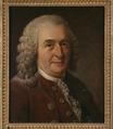 Karl von Linné, 1707-1778 (Johan Gustaf Sandberg) - Nationalmuseum - 39077.tif