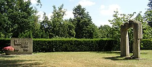 Tor des Schmerzes, memorial for victims of Naz...
