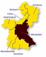Karte Kreis Saarpfalz-Kreis Blieskastel.png