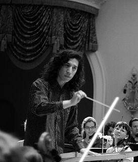 Ayrat Kashaev Russian conductor
