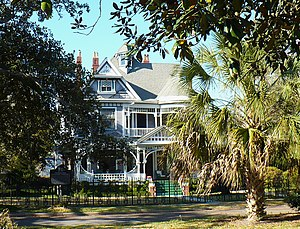 Old Dauphin Way Historic District - Image: Kate Shepard house
