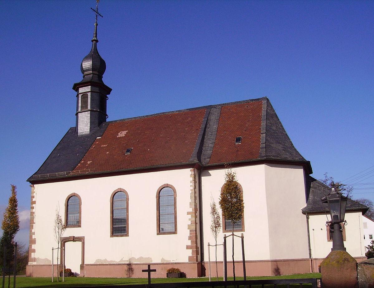 St. Cyriakus (Ludwigshafen) - Wikipedia