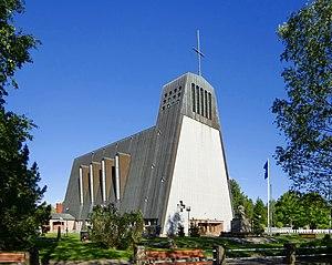 Kauhajoki - Kauhajoki church