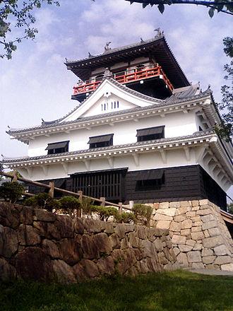 Shikokuchūō - Kawanoe Castle