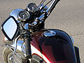 Kawasaki W650 1999 Speedo Tacho.jpg