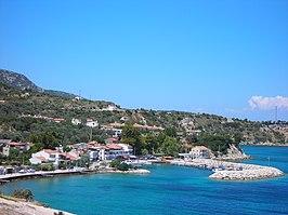 Karaburun Peninsula, Turkey