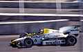 Keke Rosberg Williams FW09 1984 Dallas F1.jpg