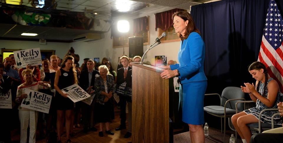 Kelly Ayotte kicks off her 2016 campaign in Manchester