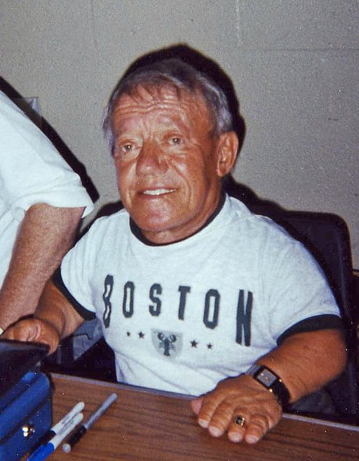 Kenny Baker convention Color Corrected