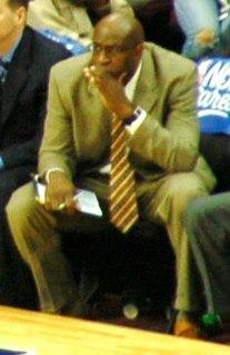 Kenny Natt American basketball player and coach