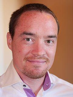 Kent Ekeroth Swedish politician and economist