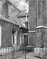 Kerk, deel van exterieur zuid-zijde met kosterswoning - Culemborg - 20051585 - RCE.jpg