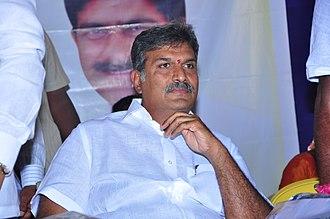 Kesineni Srinivas - At Swasthya Kutumbam Scheme Launch