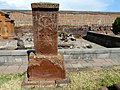 Khachkar in the church garden - panoramio.jpg
