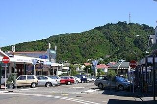 Khandallah Suburb of Wellington, New Zealand