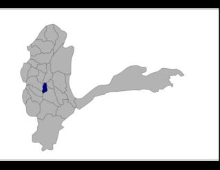 Khash District Place in Badakhshan