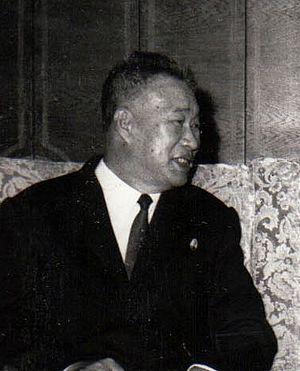 Kim Il (politician) - Image: Kim Il 1974