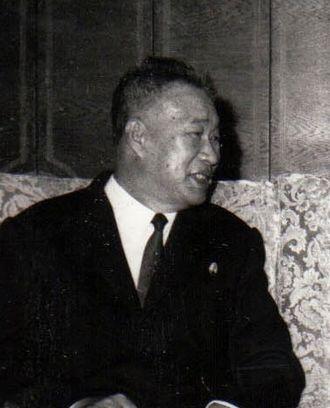 Premier of North Korea - Image: Kim Il 1974