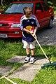 Kind beim Bauerngolfen.JPG