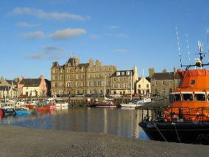 Groundskeeper Willie - Debate in Scotland over the hometown of Groundskeeper Willie ended when he was revealed to be from Kirkwall, Orkney (pictured)