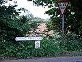 Kissing Tree Lane - geograph.org.uk - 801987.jpg