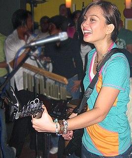 Kitchie Nadal Filipino musician