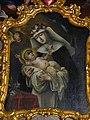 Kitzbühel. Pfarrkirche, Vorsatzbild Hl. Rosa von Lima (Matthias Kirchner, 4. V. 18. Jh.).jpg