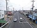 Kiyosumi-cho Street at Tomatsuri Ohashi Pedestrian Bridge.jpg