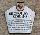 Klagenfurt Mariannengasse 2 Bischoefliche Residenz Beschreibung 14082016 3757.jpg