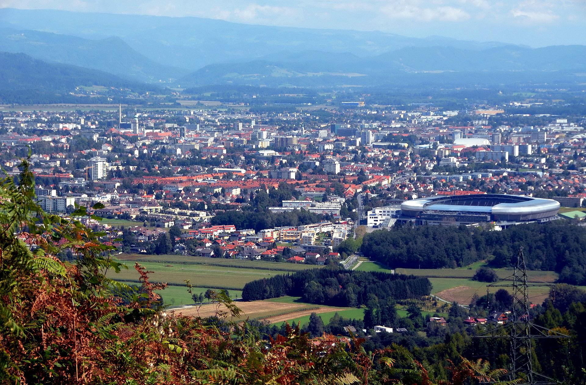 Klagenfurt österreich