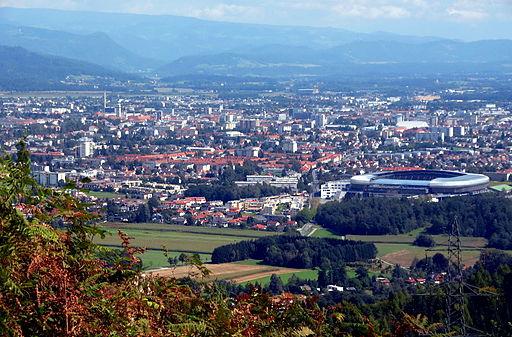 Klagenfurt vom Schrottbauer gesehen 09092008 63