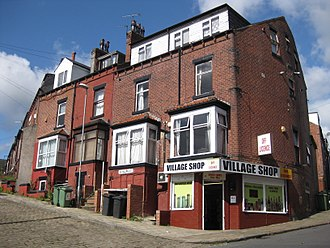 Burley, Leeds - Village Shop