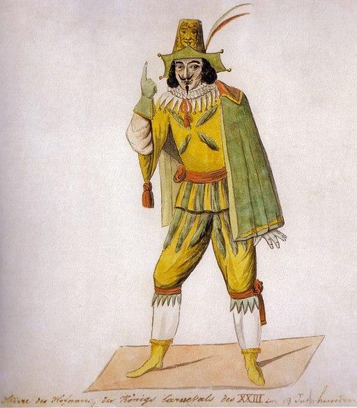 Koeln-hofnarr-1823