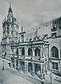Koeln in Bildern, Tafel 7. Das Rathaus. Vorderfront.jpg