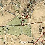 Kombornia bei Krosno Josephinische Landesaufnahme (1806-1869).jpg