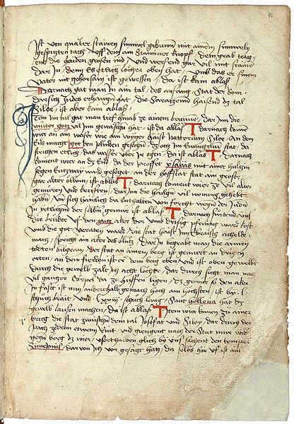 File:Konrad von Grünenberg - Beschreibung der Reise von Konstanz nach Jerusalem - Blatt 40r - 085.jpg