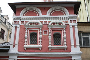 Church of Cosmas and Damian, Moscow - Image: Kosma Damian Kitay gorod 2