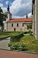 Kostel svatého Martina - boční pohled, Ptení, okres Prostějov.jpg