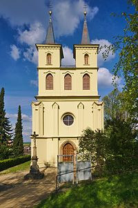 Kostel svatého Michala, Otaslavice, okres Prostějov (05).jpg