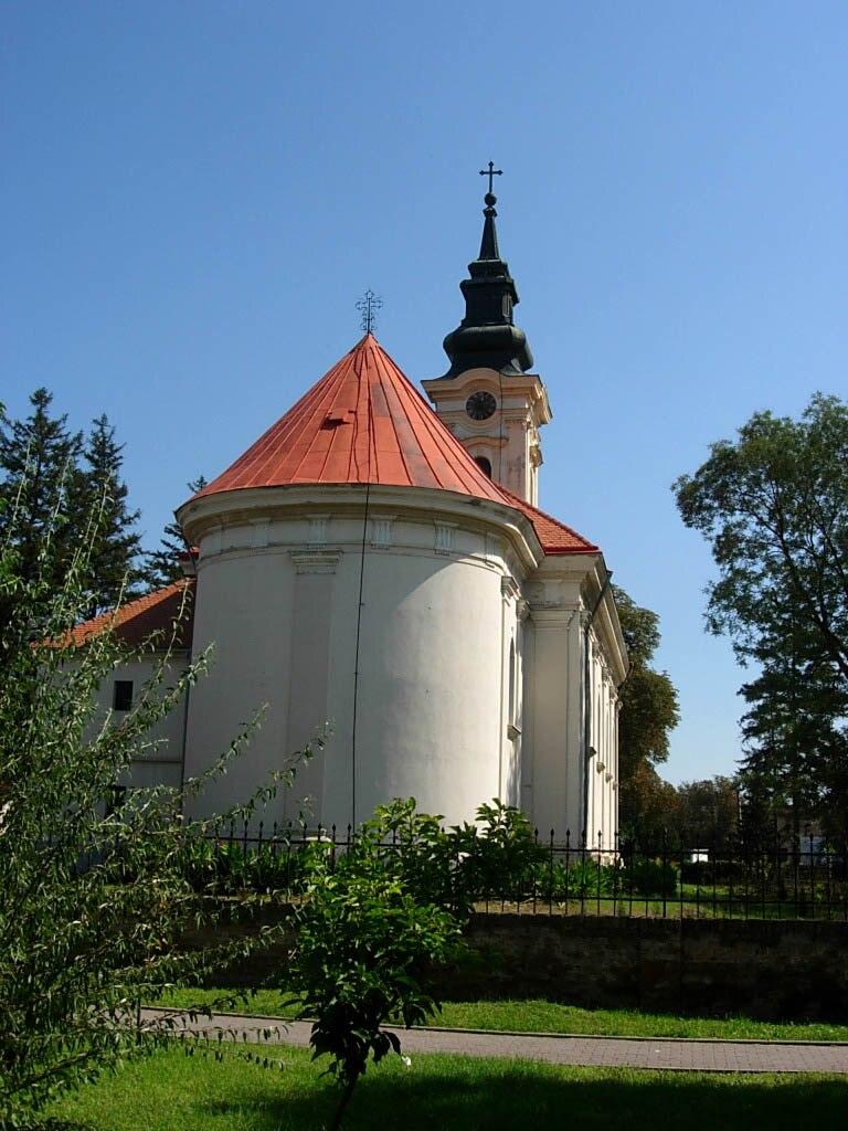 Kovin, Catholic Church