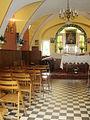 Kraków Nowa Huta, Łuczanowice, Od 1928 r. rzymskokatolicka kaplica, utworzona w pomieszczeniach dawnego zboru kalwińskiego.JPG