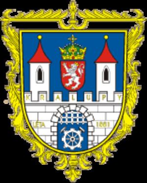Kralupy nad Vltavou - Image: Kralupy nad Vltavou znak