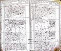 Krekenavos RKB 1849-1858 krikšto metrikų knyga 005.jpg
