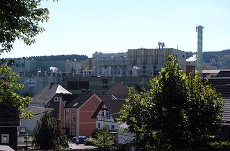 Krombacher Brauerei - Krombacher Brewery