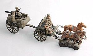 Toy soldier - World War I-era toy soldiers