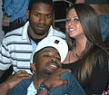 Kris Roc, Tee Reel, Rachel Roxxx at Donny Long party 2.jpg
