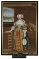 Kristina, 1626-1689, drottning av Sverige (Jacob Heinrich Elbfas) - Nationalmuseum - 15174.tif